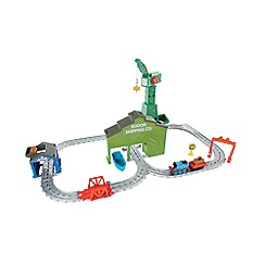 Thomas & Friends - Adventures Cranky at the Docks