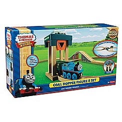 Thomas & Friends - Wooden Railway Coal Hopper Figure 8 Set
