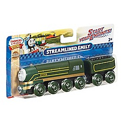 Thomas & Friends - Wooden Railway Streamlined Emily