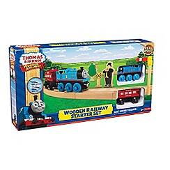 Thomas & Friends - Wooden Railway Starter Set