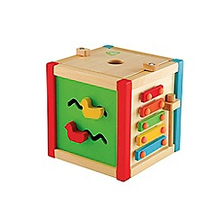 Early Learning Centre - Wooden Activity Cube