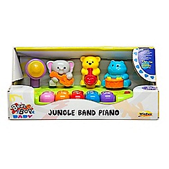 WinFun - Jungle Band Piano