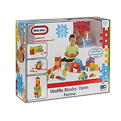 Little Tikes - Waffle Blocks Farm