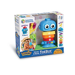 Learning Resources - Count & Build Tot Bot