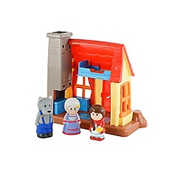 Early Learning Centre - Little Red Riding Hood Playset