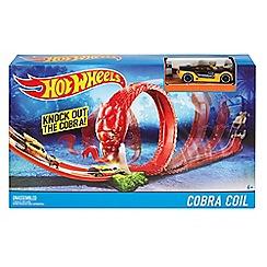 Hot Wheels - Cobra Coil Playset