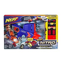 Nerf - Nitro Flash Fury Chaos Blaster