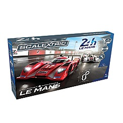 Hornby - Scalextric Le Mans Set - C1368