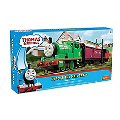 Hornby - Thomas & Friends : Percy and the Mail Train Set - R9284
