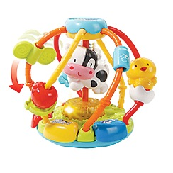 Vtech - Little Friendlies Shake & Roll Busy Ball