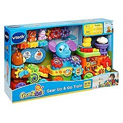 Vtech - Gear up & Go Train