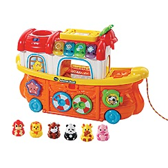 VTech - Toot-Toot Animals Animal Boat