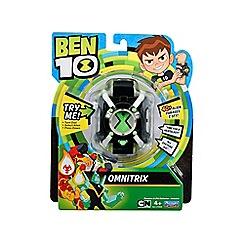 Ben 10 - Deluxe Omnitrix