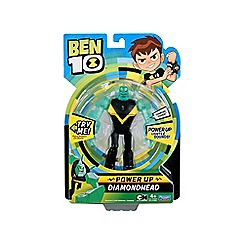 Ben 10 - Diamond Head Deluxe Power Up Figure