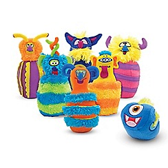 Melissa & Doug - 'Monster bowling' game