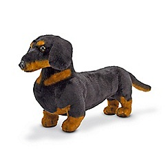Melissa & Doug - Dachshund dog giant stuffed animal