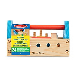 Melissa & Doug - Take-along tool kit - tool kit