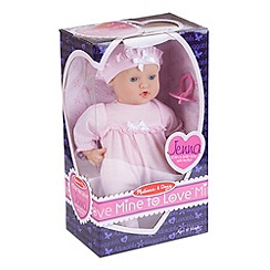 Melissa & Doug - 'Jenna' - 12-inch baby doll