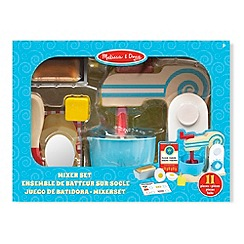 Melissa & Doug - Make-a-cake food playset