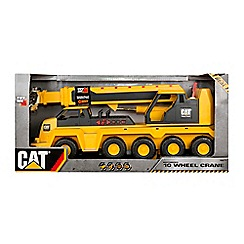 CAT - 23' L&S Motorized Massive Machine 10-Wheel Crane