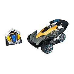 Hot Wheels - Nikko Remote Controlled Trac Thrasher - Yellow