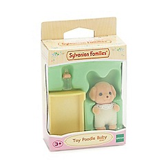 Sylvanian Families - Toy Poodle Baby