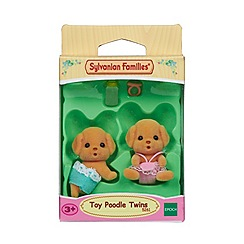 Sylvanian Families - Toy Poodle Twins
