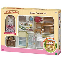 Sylvanian Families - Classic Furniture Set - (Cosy Cottage)