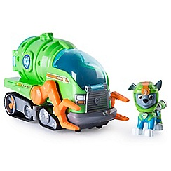 Paw Patrol - Sea Patrol Light Up Pups Rocky
