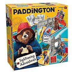 Paddington Bear - Sightseeing Adventures Game