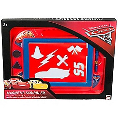 Disney Cars - 3 Large Magnetic Scribbler