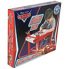 Disney Cars - 3 Colouring Table