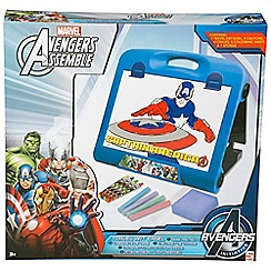 The Avengers - Travel Art Easel