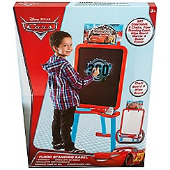 Disney Cars - 3 - 3 in 1 Floor Standing Easel