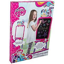 My Little Pony - 3 in 1 Floor Standing Easel
