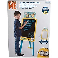 Despicable Me - Minions 3 in 1 Floor Standing Easel