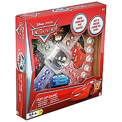 Disney Cars - 3 Pop Up Game