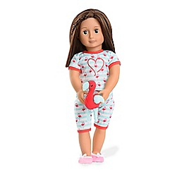Our Generation - Early bird - outfit for 46cm doll