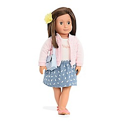 Our Generation - Pretty As A Picture - Outfit For 46cm Doll