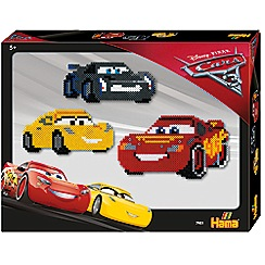 Disney Cars - 3 Hama Beads Fuse Beads Craft Set