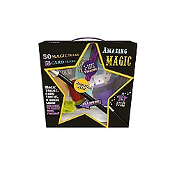 Parragon - Amazing magic carry case
