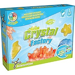 Science 4 You - Crystal Factory