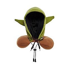 Star Wars - 'Yoda' hooded neck pillow