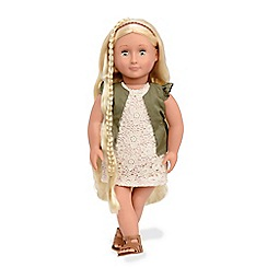 Our Generation - Pia Hair grow Doll