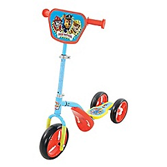 Paw Patrol - Paw patrol 2in1 sit n scoot - convertible foot to floor ride on.