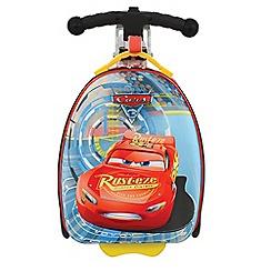 Disney Cars - 3 Scootin Suitcase