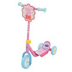 Peppa Pig - My First Tri Scooter