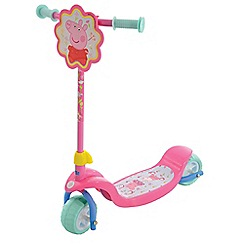 Peppa Pig - My First In Line Scooter
