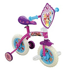Disney Princess - 2-In-1 10' Training Bike