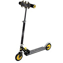 Batman - Folding In Line Scooter - With Plaque